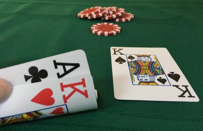 luminous marked cards poker