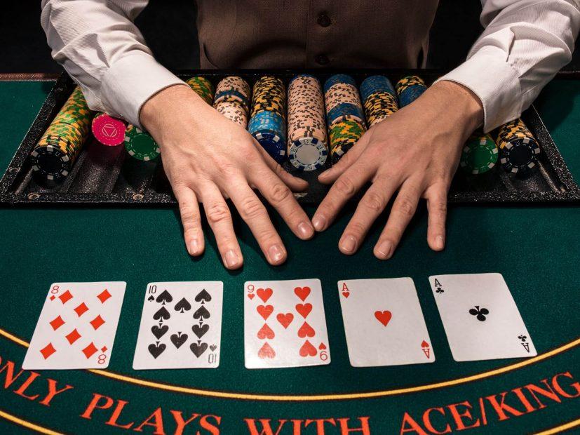 poker games explanation